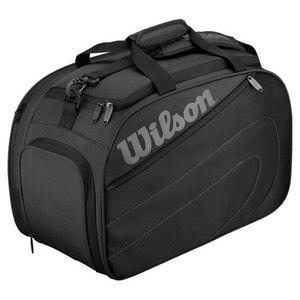 WILSON CLUB SMALL TENNIS DUFFLE BAG BLACK