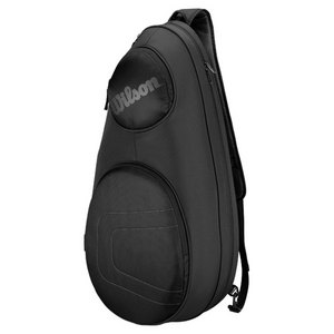 WILSON CLUB SUPER SLING TENNIS BAG BLACK