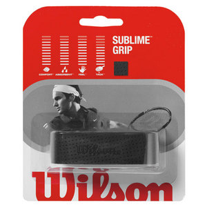 WILSON SUBLIME REPLACEMENT TENNIS GRIP BLACK