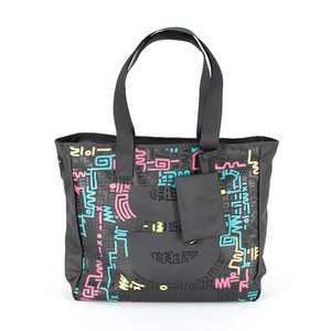 NIKE GRAPHIC PLAY TOTE ANTHRACITE