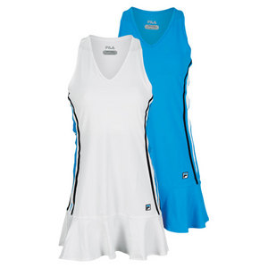 FILA WOMENS CENTER COURT TENNIS DRESS