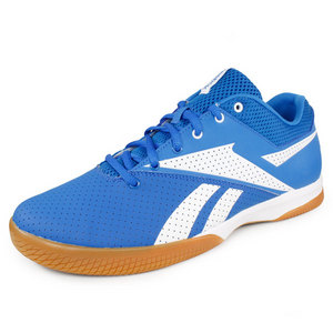 REEBOK MENS ON THE RISE LITE SHOES BLUE/WHITE
