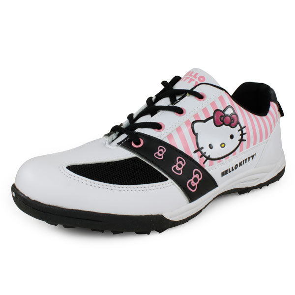 Creative Hello Kitty&174 Is Always Purrfectly Stylish! Now, Celebrate Her Iconic Style With Every Step With The Hello Kitty Face Of Fashion Womens Shoes, A Custom Fashion Exclusive From The Bradford Exchange As Sweet As They Are Stylish,