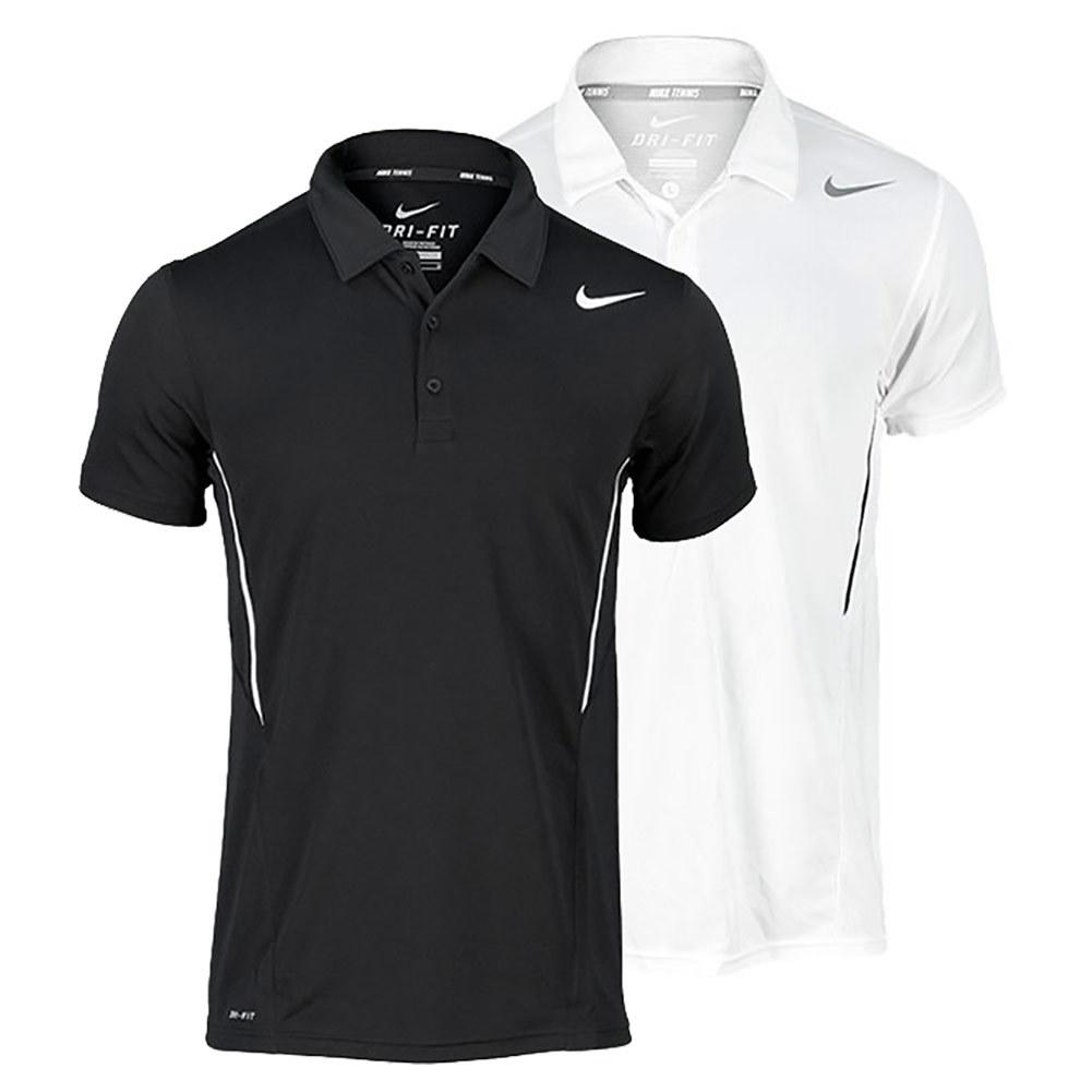 Men's Power Uv Tennis Polo