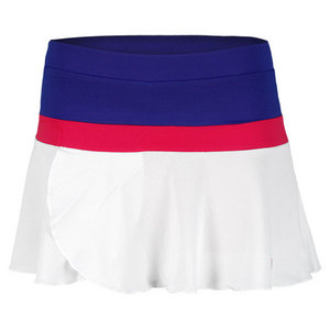 WILSON GIRLS SWEET SUCCESS SKIRT WHITE/INK