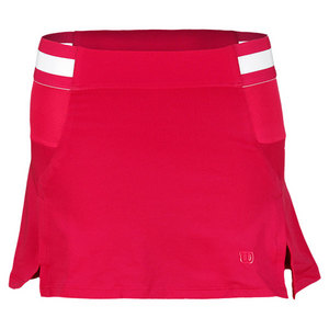 WILSON GIRLS SWEET SPOT TENNIS SKIRT PINK