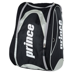 PRINCE 2013 RACQ PACK BACKPACK BLACK/SILVER
