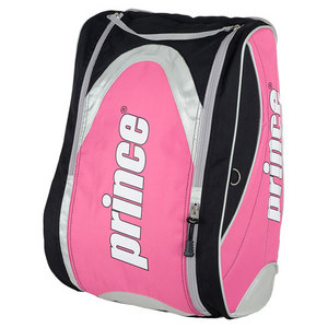PRINCE 2013 RACQ PACK BACKPACK PINK/BLACK