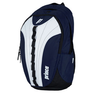 PRINCE VICTORY TENNIS BACKPACK ROYAL BLUE/WHITE