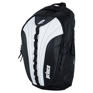 PRINCE VICTORY TENNIS BACKPACK BLACK/WHITE