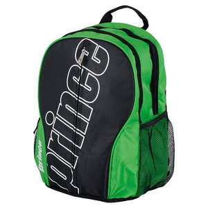 PRINCE 2013 RACQ PACK LITE BACKPACK GREEN/BK