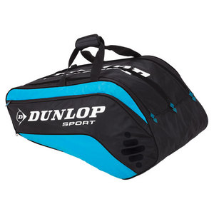 DUNLOP BIOMIMETIC TOUR 10 PACK BLUE THERMO BAG