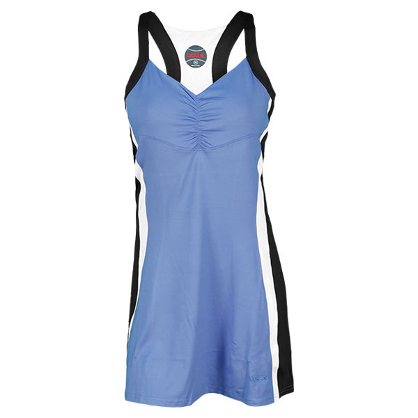 Women's Side Lines Tennis Dress Water