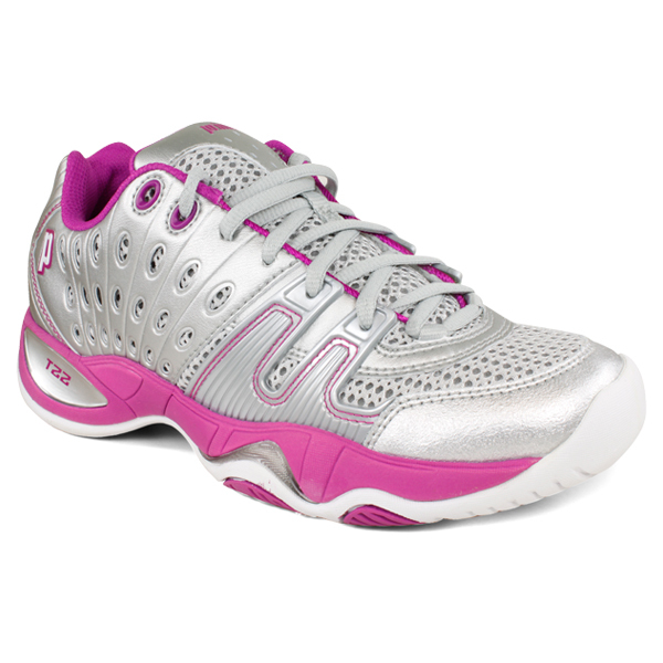 ASICS GEL-NOOSA TRI 7 GLOW IN THE DARK PINK NEON MULTI COLOR RUNNING SHOE