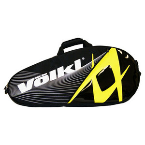 VOLKL TEAM PRO TENNIS BAG BLACK/YELLOW