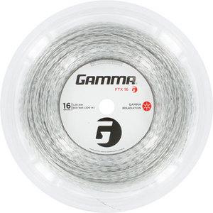 GAMMA FTX 16G TENNIS STRING REEL SILVER