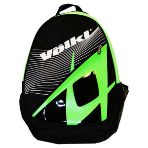 VOLKL TEAM TENNIS BACKPACK BLACK/NEON GREEN