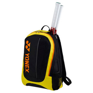 YONEX TOURNAMENT TENNIS BACKPACK BLACK/YELLOW