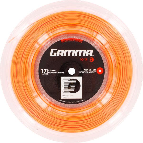 Io 17g Tennis String Reel Orange