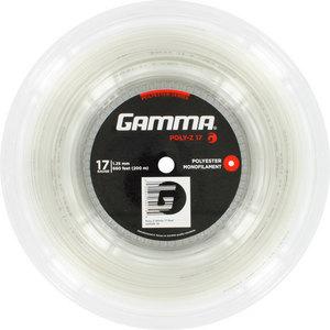 Poly Z 17G Tennis String Reel White
