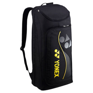 YONEX TOURNAMENT NINE PACK TENNIS BAG BLACK