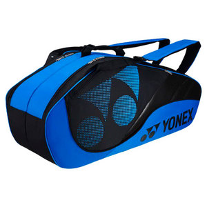 YONEX TOURNAMENT SIX PACK TENNIS BAG TURQUOISE