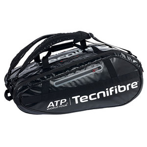 TECNIFIBRE PRO ATP MONSTER TENNIS BAG BLACK