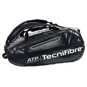 TECNIFIBRE PRO ATP 10R TENNIS BAG BLACK
