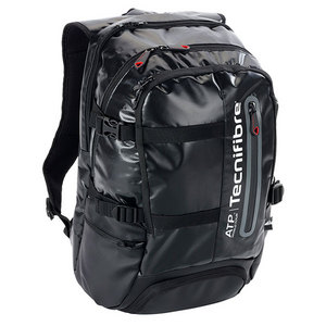 TECNIFIBRE PRO ATP TENNIS BACKPACK BLACK