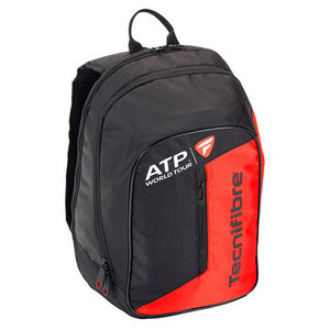 TECNIFIBRE TEAM ATP TENNIS BACKPACK BLACK/RED