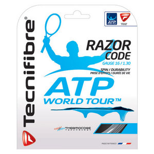 ATP Razor Code 1.30MM/16G Tennis String Carbon