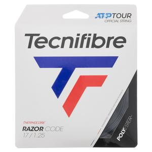 ATP Razor Code 1.25MM/17G Tennis String Carbon