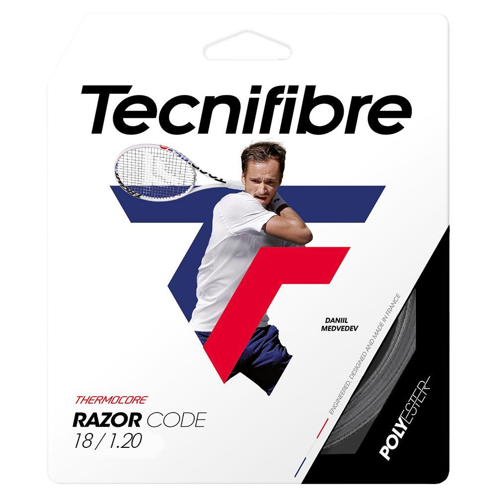 Atp Razor Code 1.20mm/18g Tennis String Carbon