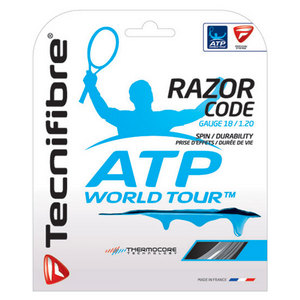 TECNIFIBRE ATP RAZOR CODE 1.20MM/18G STRING CARBON