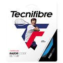 TECNIFIBRE ATP Razor Code 1.30MM/16G Tennis String Blue