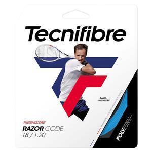TECNIFIBRE ATP RAZOR CODE 1.20MM/18G STRING BLUE