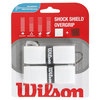 WILSON Shock Shield Tennis Overgrip White