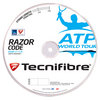 TECNIFIBRE ATP Razor Code 1.25MM/17G Tennis String Reel Carbon