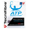 Pro Contact Tennis Overgrip 3 Pack WHITE