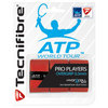 Pro Players Tennis Overgrip 3 Pack RED