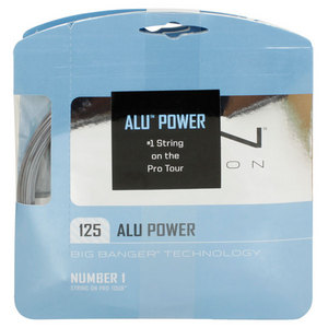 LUXILON ALU POWER 4 PACK TENNIS STRING