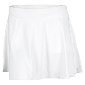 SOFIBELLA WOMENS FREEDOM TO WIN 14 INCH SKORT WHT
