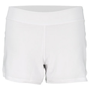 WILSON GIRLS SWEET SPOT TENNIS SHORT WHITE/PINK