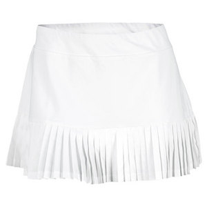 POLO RALPH LAUREN WOMENS ELITE GROUND PLEAT TENNIS SKORT W