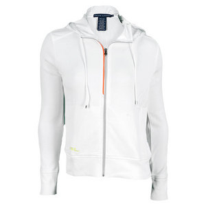 POLO RALPH LAUREN WOMEN`S COURT WHITE JACKET