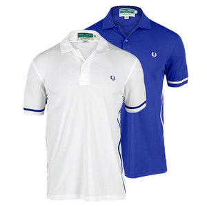 FRED PERRY MENS TAPED TENNIS POLO
