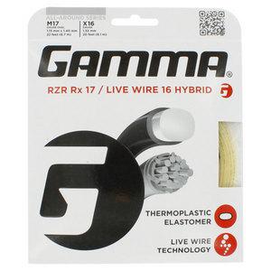 GAMMA RZR RX/LIVE WIRE HYBRID STRING BK/NATUR