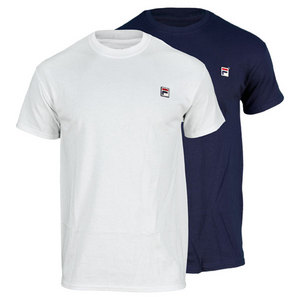 FILA MENS F BOX TENNIS TEE