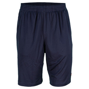 FILA MENS BALLER KNIT TENNIS SHORT PEACOAT