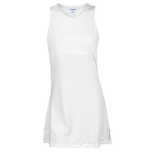 REEBOK WOMENS SE OUTACED TENNIS DRESS WHITE